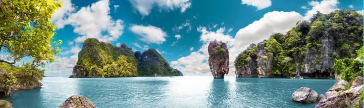 Thajsko levné letenky